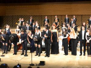 Retour sur le concert final de la promotion Mozart