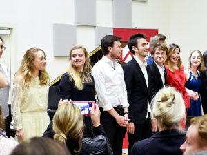 Dernière Masterclass pour la Promotion Mozart!
