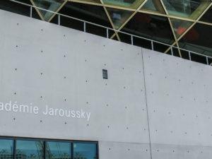 Inauguration des locaux de l'Académie à La Seine Musicale