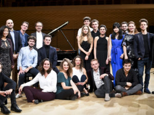 Jeunes Talents Vivaldi – Première masterclass